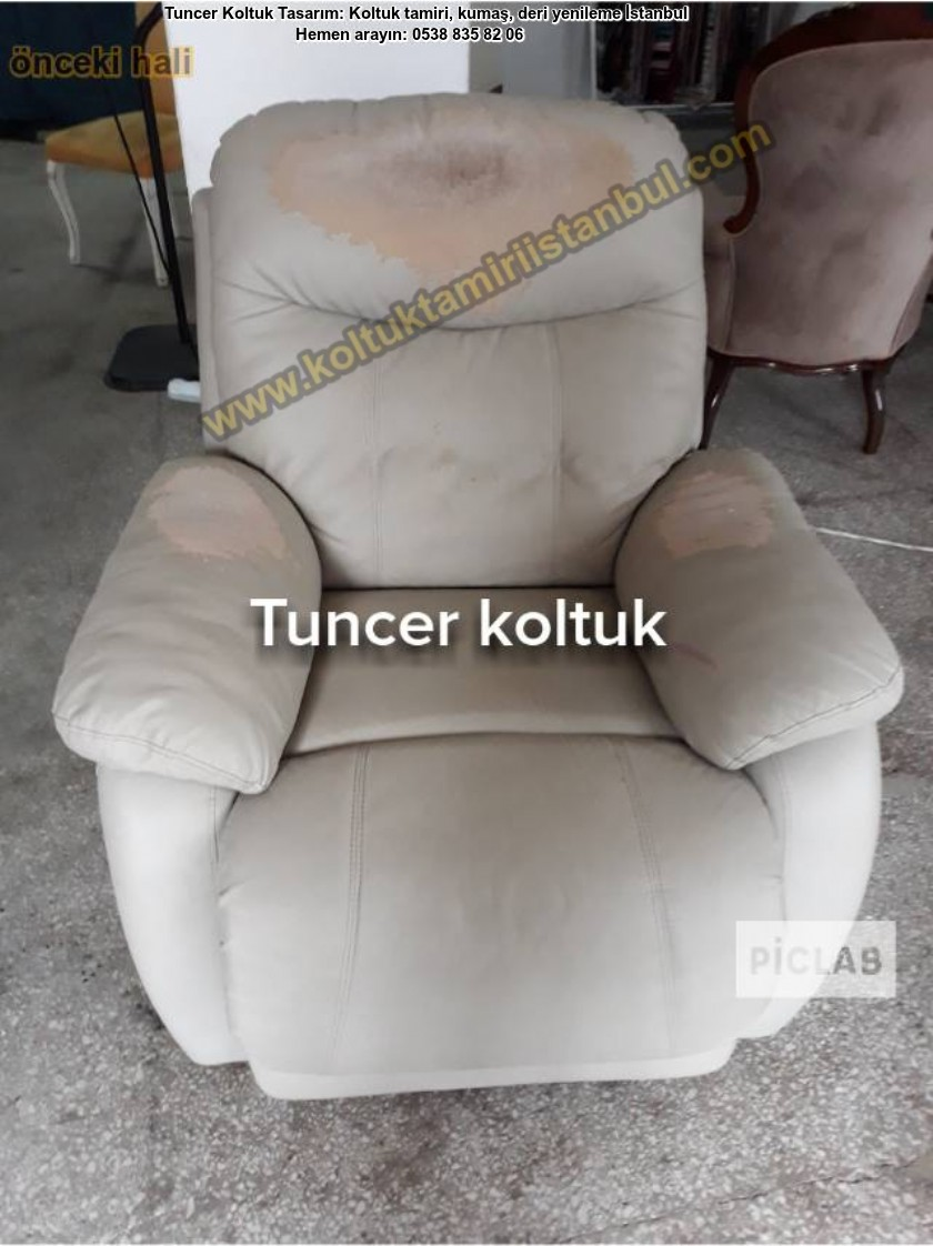 Baba Koltuk Kumaş Yüz Değişimi / Üsküdar Turgay Beyin