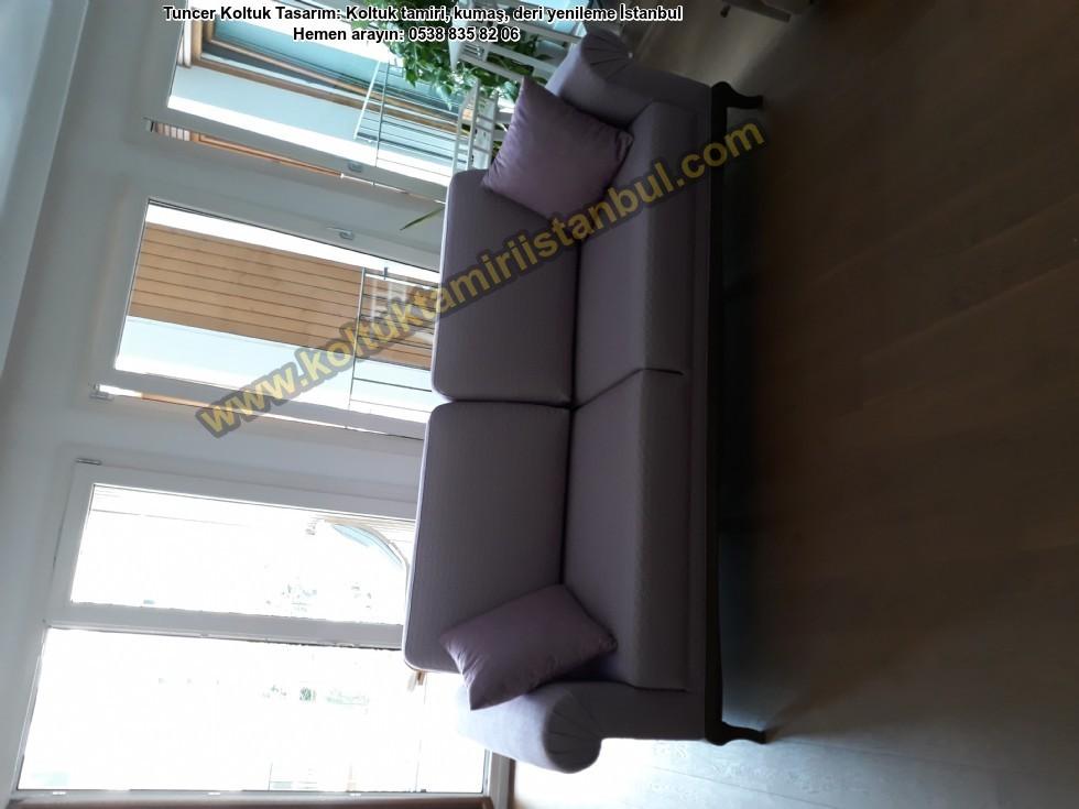Modern Yataklı Kanepe Yüz Değişimi-koltuk Döşeme