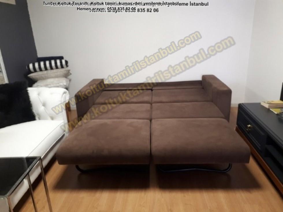 Modern Yataklı Koltuk Oteller İçin Üretimi