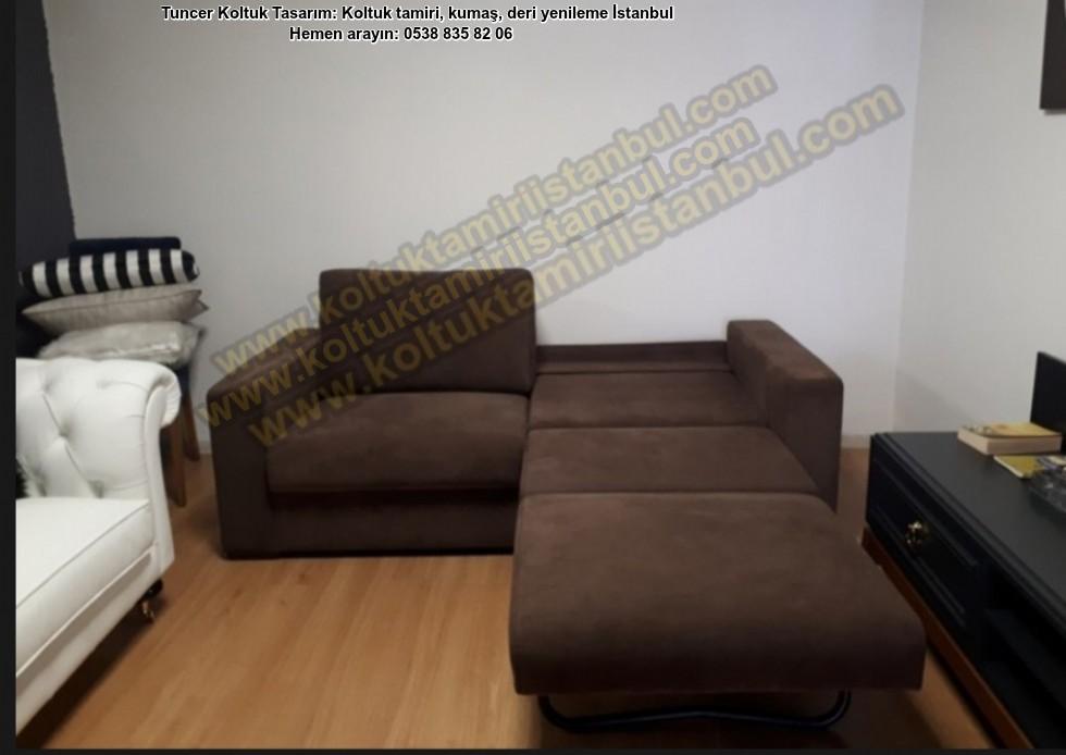 Yataklı Modern Koltuk Modelleri Yeni Ürün