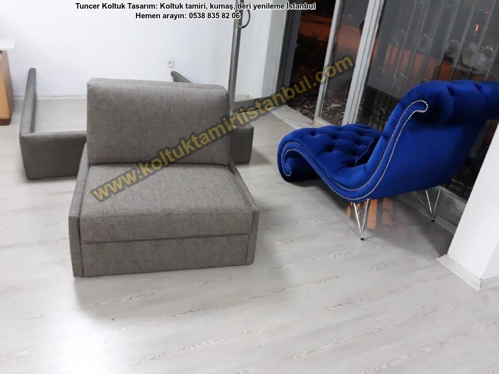 Yataklı Tekli Koltuk Modelleri